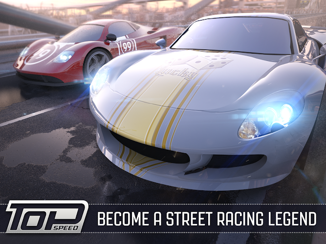 Top Speed: Drag & Fast Racing v1.01 MOD APK+DATA [LATEST] - screenshot