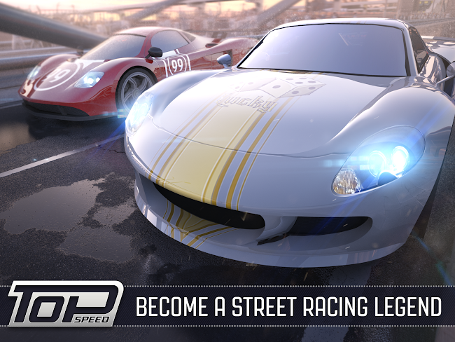 Top Speed: Drag & Fast Racing - screenshot thumbnail