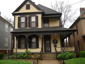 Photo: Birthplace of Dr. King, Jr., Atlanta, GA.