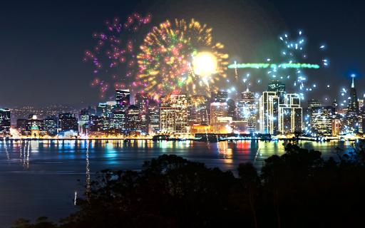 Real Fireworks 1.3 screenshots 3