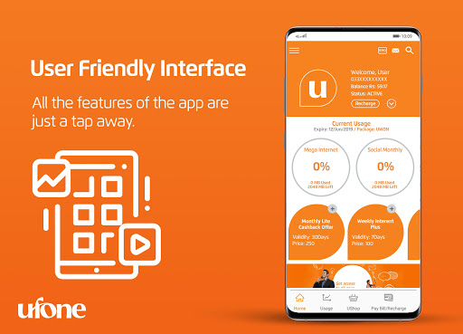 My Ufone 7.3 screenshots 2