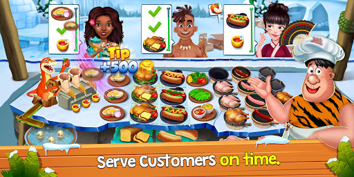 Cooking Madness: Restaurant Chef Ice Age Game 2.3 screenshots 3