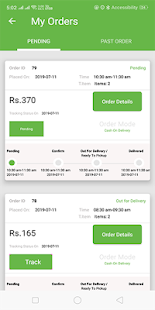 Download GoFresh - Multi Vendor Grocery/ Milk Delivery App For PC Windows and Mac apk screenshot 6
