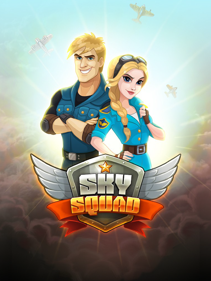 Sky Squad- screenshot