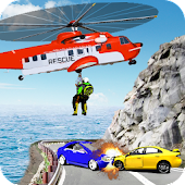 Super Helicopter Rescue Duty