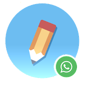 Pencil Whatsapp