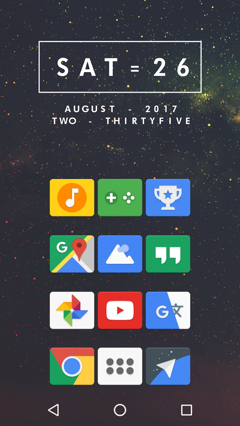 Card UI - Material Cards Icon Pack Screenshot 2