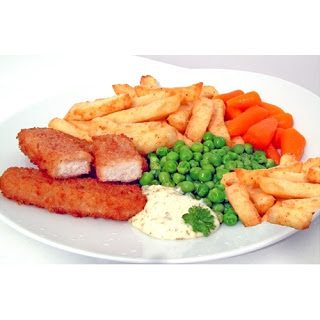 Fishless Fish and Chips with Tartare Sauce Recipe
