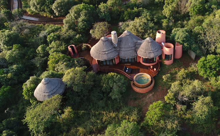 Thanda Safari Lodge.