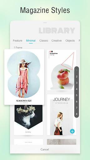 Photo Collage - InstaMag screenshot 7