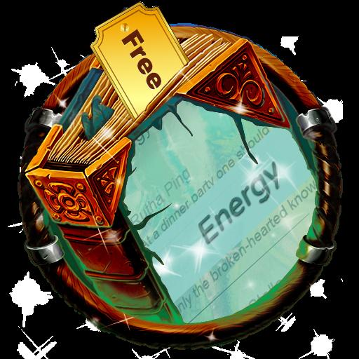 エネルギー GO SMS 個人化 App LOGO-硬是要APP