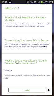 Senior Living Resolutions- screenshot thumbnail