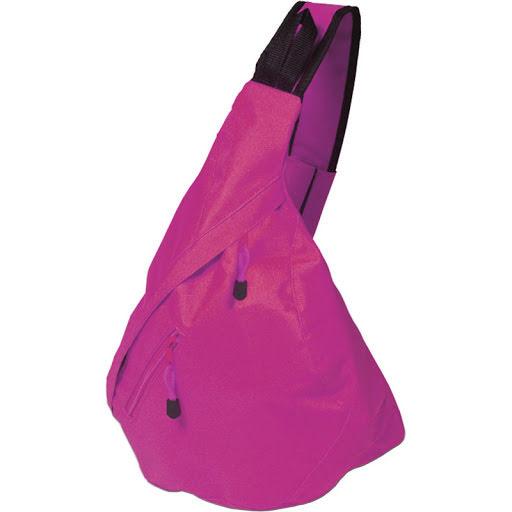 Triangular City Backpack