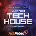 Tech House Dance Music Course icon