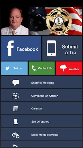 Tazewell Co Sheriff VA screenshot 2