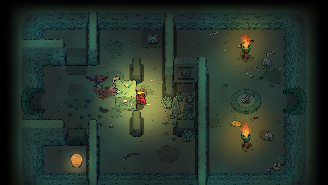 Download APK: The Swords of Ditto v1.1.1 [Paid]