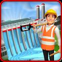 Build a Dam Simulator – City Building & Designing icon