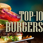 Most popular Burgers. TOP-10 Icon