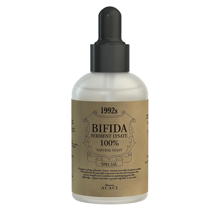 Chamos Acaci Bifida Ferment Lysate 100% 50ml Pore Refining Refine Pores Tighten Minimize Pores by Supermodels Secrets