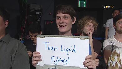 Photo: 화이팅! Team Liquid
