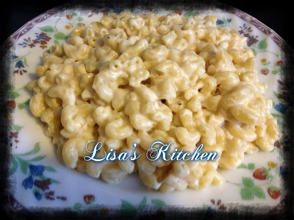 Lisa's Extra Cheesy Home Made Mac And Cheese Recipe