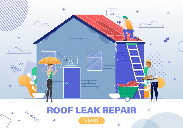 How Do Roofers Find Leaks