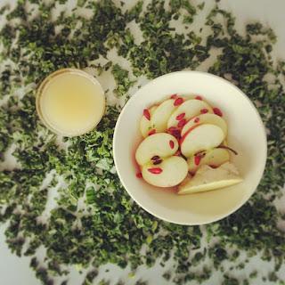 Ginger Kale Smoothie Recipe