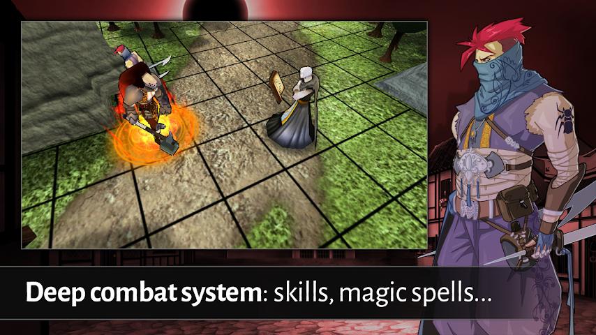 android Swords of Anima Screenshot 14