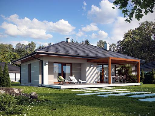 projekt Galia drewniana