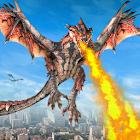 dragon tir jeu de survie icon