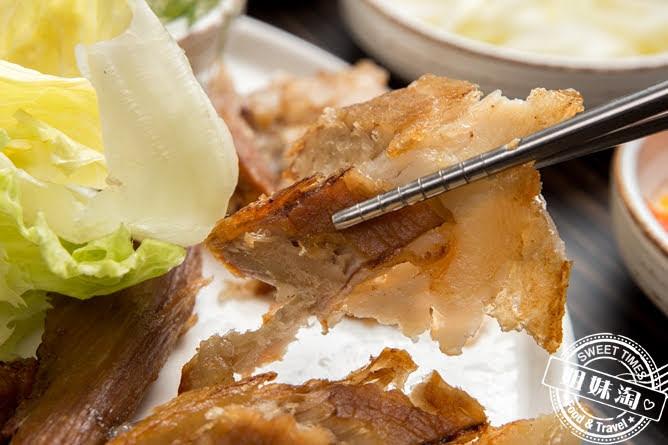 玉豆腐韓國家庭料理烤豬五花拼盤