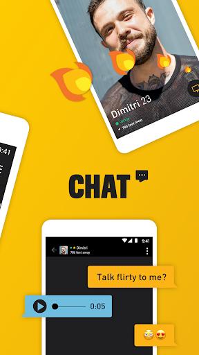 Grindr - Gay chat Screen Shot