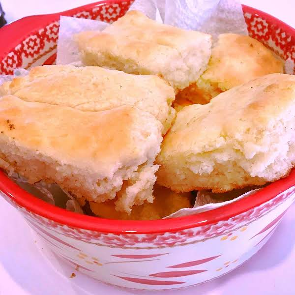 ~ Hot Buttery Biscuits ~ Recipe