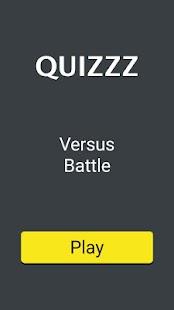 Versus battle quizz - náhled