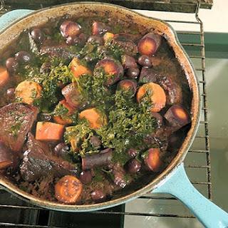 Beef Stew Provencal - Daube de boeuf