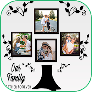 Photo Frame - Tree Frame