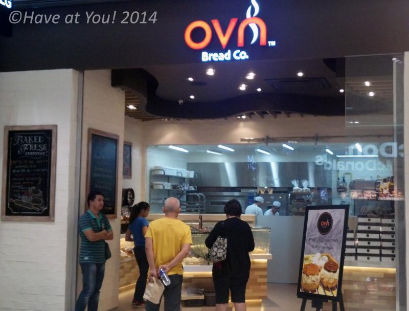 OVN storefront