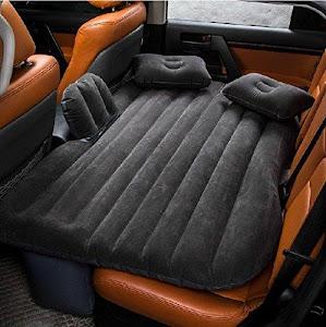 Saltea gonflabila Couch Air pentru masina, include pompa auto