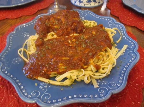 Italian Chicken And Pasta Recipe