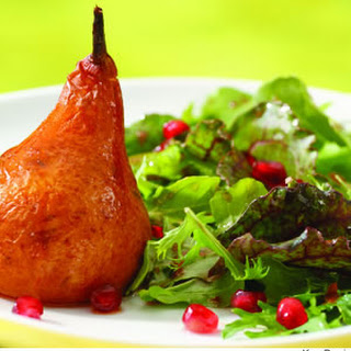 Roasted Pear Arugula Salad Recipes