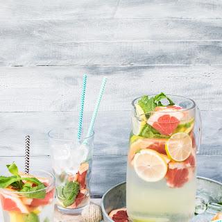 Immune Boosting Detox Water.