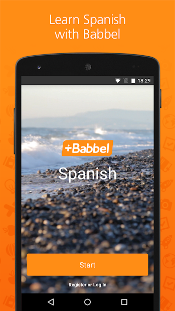Babbel – Learn Spanish Android App Screenshot