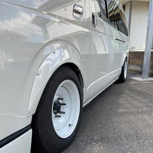ハイエース  2型  4WDのカスタム事例画像 スノボーバカさんの2021年04月11日18:45の投稿