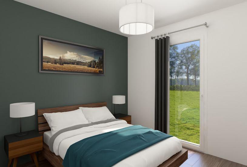 Vente Terrain + Maison - Terrain : 699m² - Maison : 100m² à Coulaines (72190)