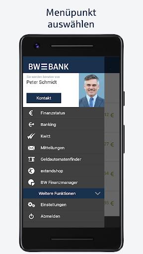 BW-Mobilbanking mit Smartphone und Tablet  screenshots 6