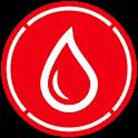 Blood Pressure Checker Diary icon