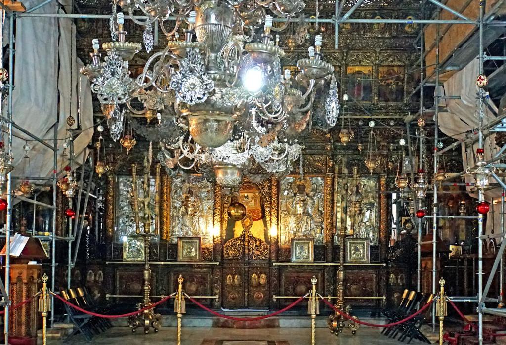 Nhà thờ Giáng sinh, nơi sinh của Chúa Giê-su