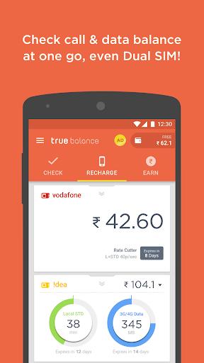 Mobile Balance Check&Recharge 3.02.02 screenshots 1