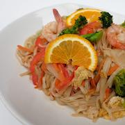 Hot Thai Noodles
