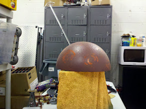 Photo: At first I thought it looked like a Dalek, then I saw the picture and realized it looks like a...